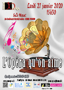 Prom Opéra Toulon